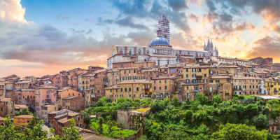 Tuscany Day Tour – Siena, San Gimignano, Pisa and Chianti Winery Lunch €86